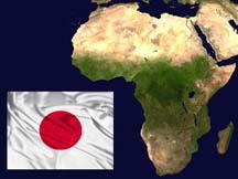 japan - africa