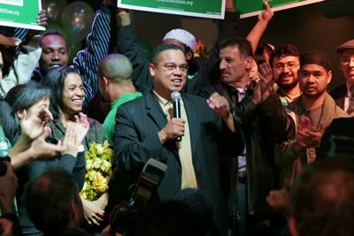 keith ellison speaks to muslims