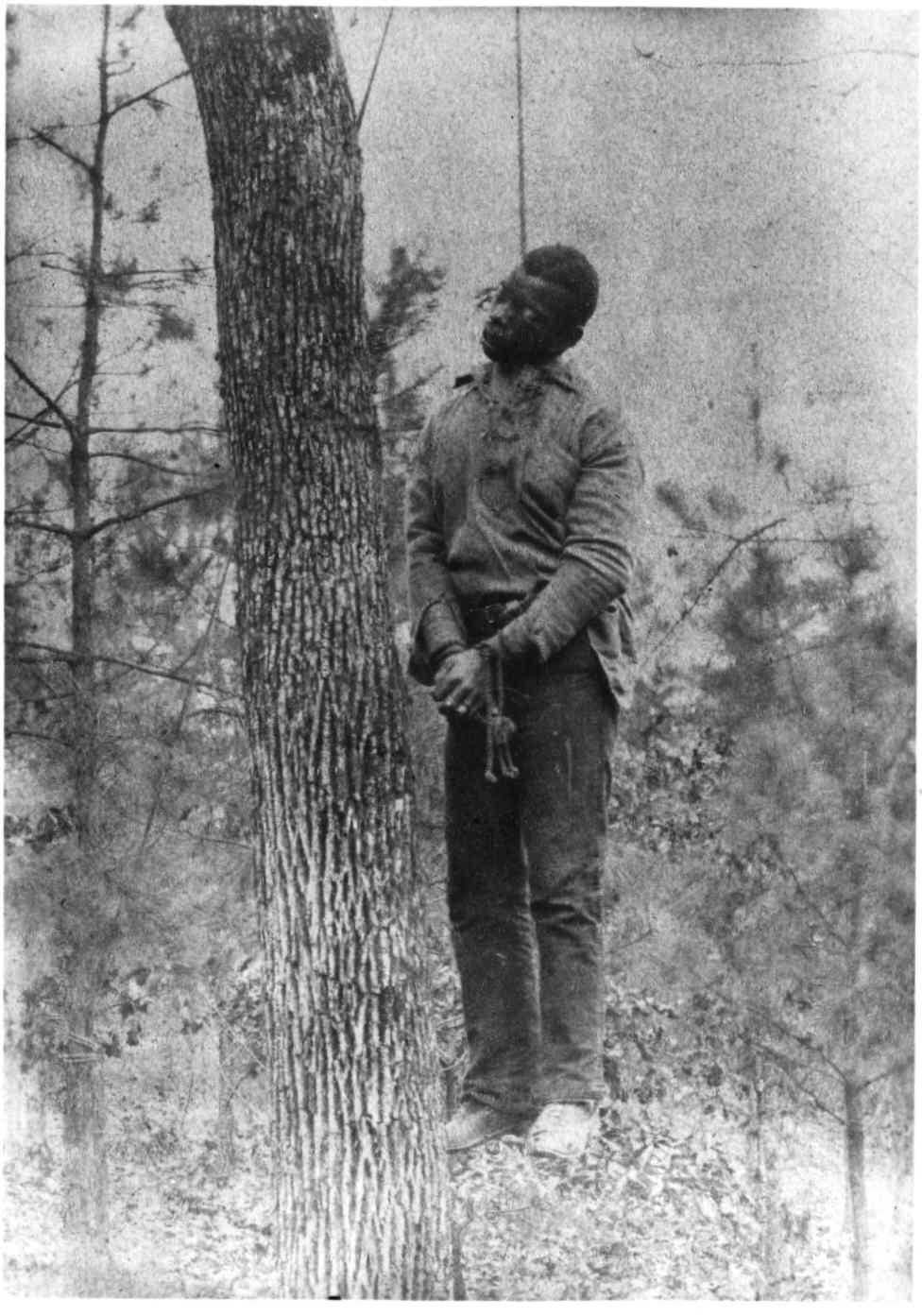 Black People Being Hung