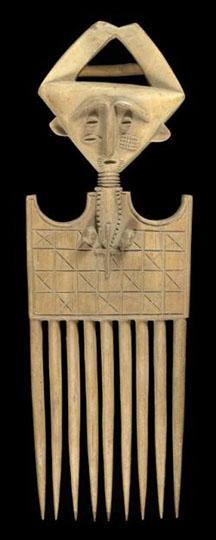 origins of the afro comb