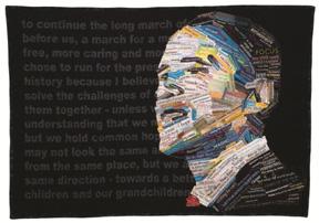 obama quilt