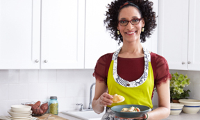 carla hall in DC