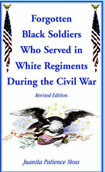 black civil war veterans in white regiments