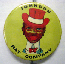 johnson hat