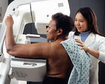 free mammogram in prnce george's