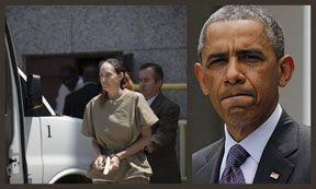 lady who tried to kill Obama