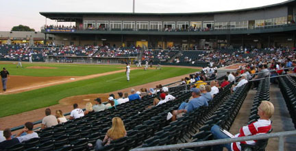 railcats seating
