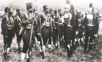 senegalese world war one