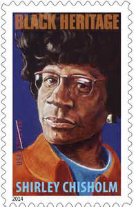 shirley chisholm stamp