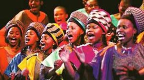 soweto choir in the US