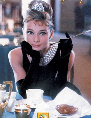 breakfast at tiffanys - original